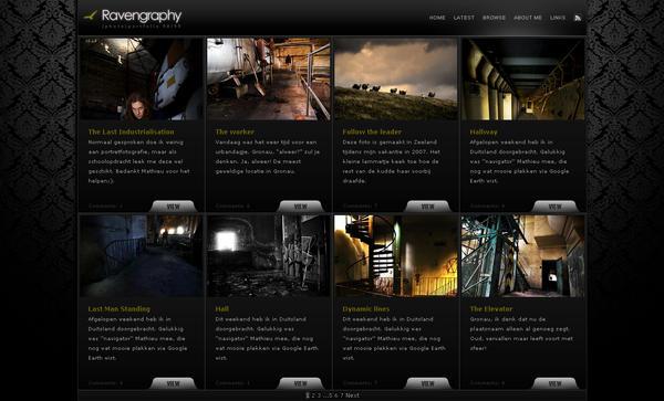 My Personal Portfolio website by G-freak