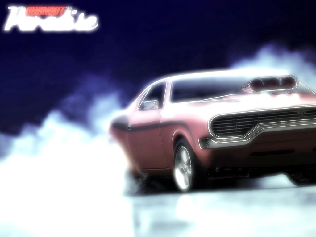 Burnout Paradise Muscle Car By On Deviantart