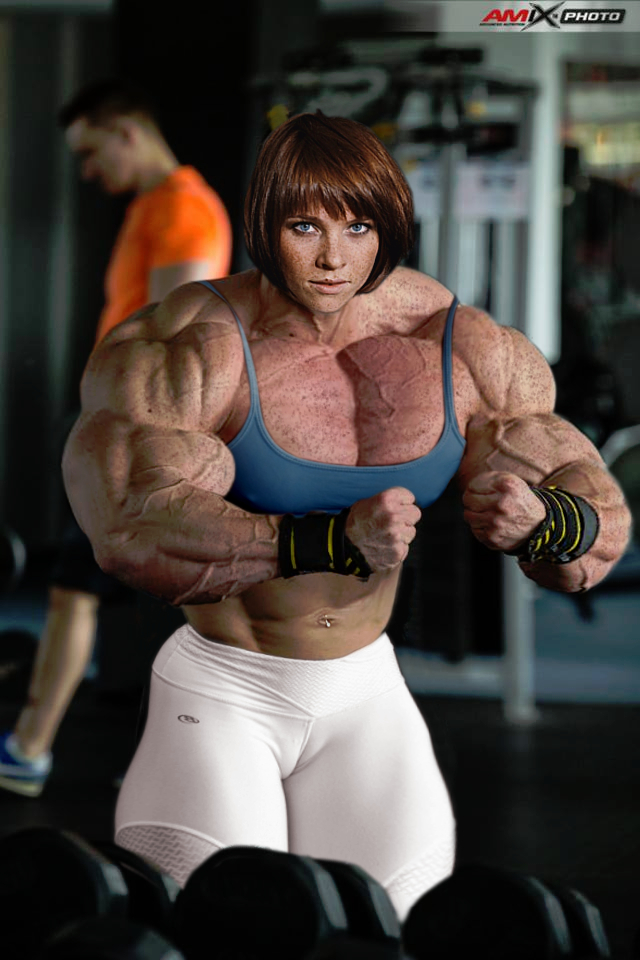 Most Muscular by ninj4st4r