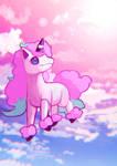 Cotton Ponyta