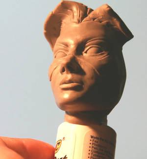 mini face