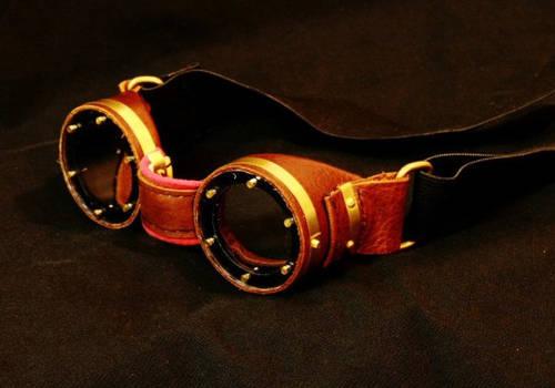 mah motorcycle goggles
