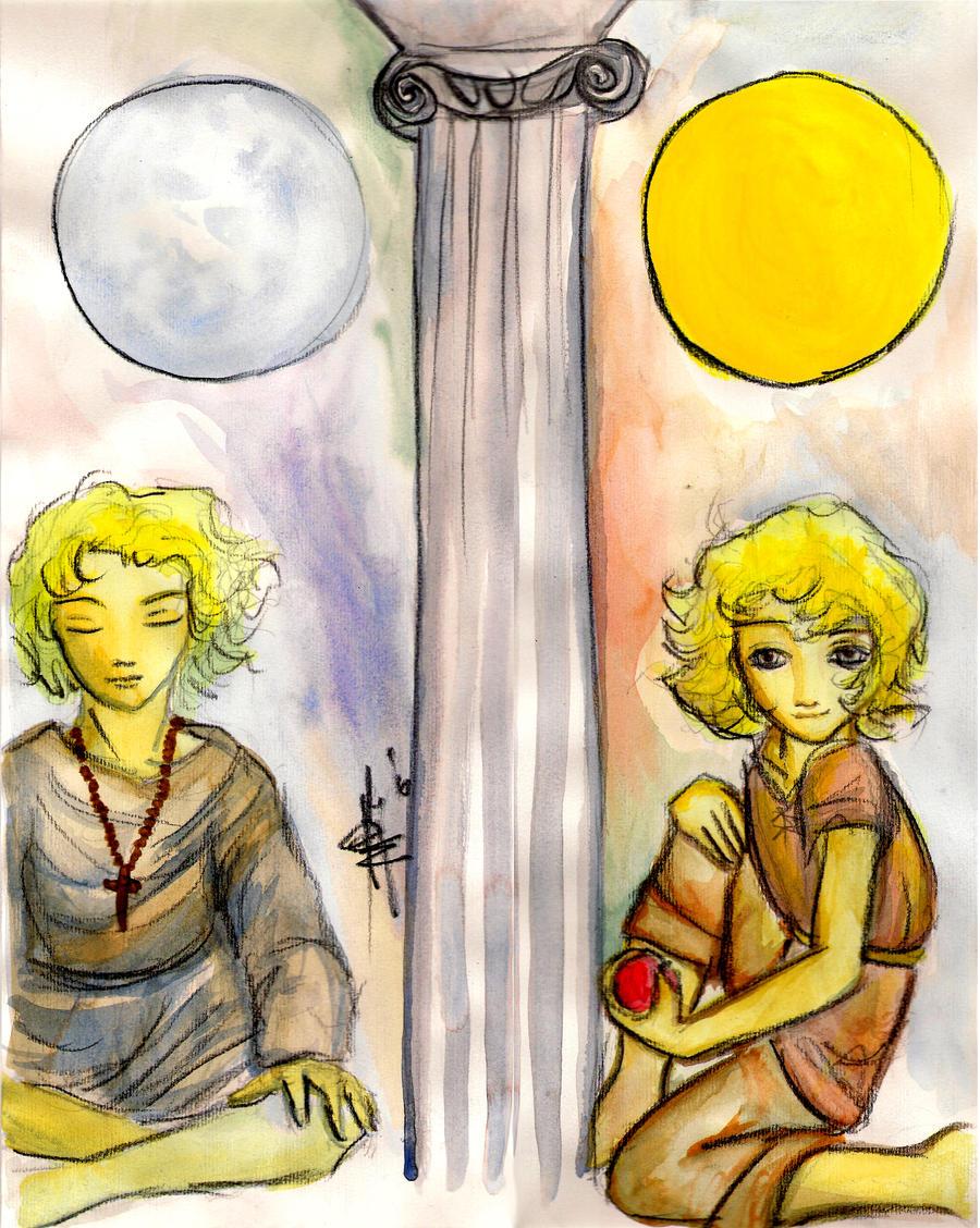 Narziss Und Goldmund By Noemidragonslady On Deviantart