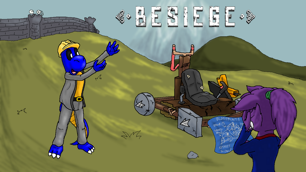 Besiege Title Card by Squeaky-the-Zepa