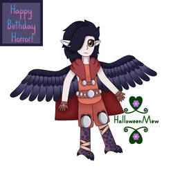 Happy Birthday BelieveTheHorror!
