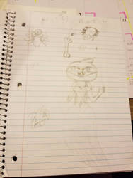 bored in class 2.0 by dollywood212