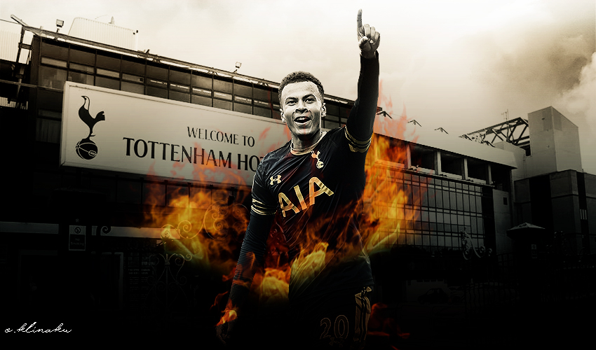 Dele Alli Wallpaper 2016 By Olt1 On DeviantArt