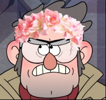 Flower Crown Ford by PikachuYoshiPines164