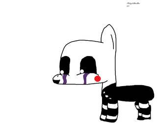 Marionette *PONY* by MidnightLunaLove