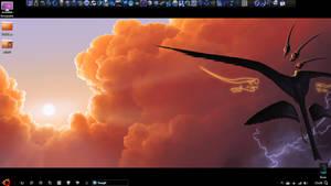 Ubuntu desktop on Win7