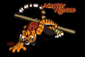 Master Tigress by Cattensu
