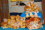 My Lion King Toy Collection