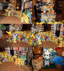 Pokemon Plush Collection 2019 by Cattensu