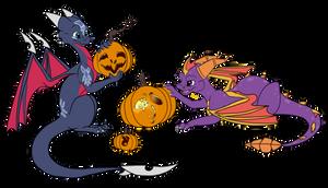 Dragons and Pumpkins