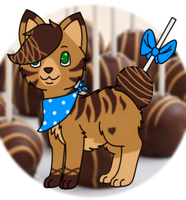 CakieCat - Cocoa by SammichPup