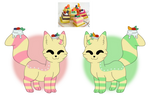 Furunu Twins Adopt Auction [OPEN]
