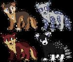 Canine Adopt Batch #1 [OPEN]