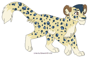 Leopard Adopt Auction [CLOSED] by SammichPup