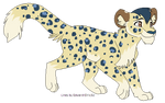 Leopard Adopt Auction [CLOSED]