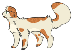 cat adopt [closed] by SammichPup