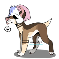pupper adopt [closed] by SammichPup