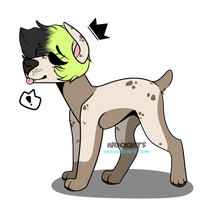 doge adopt [closed] by SammichPup