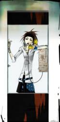 Tokio Telephone by brokenlink