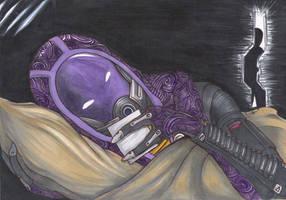 Wait for Shepard by paint-paint