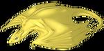 Pernese Fire-lizard hatchling by mistywren