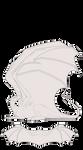 Pernese Dragon Lineart 2