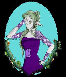 Sassy K'orr by CartoonMad97