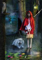 Little Red by Meropa