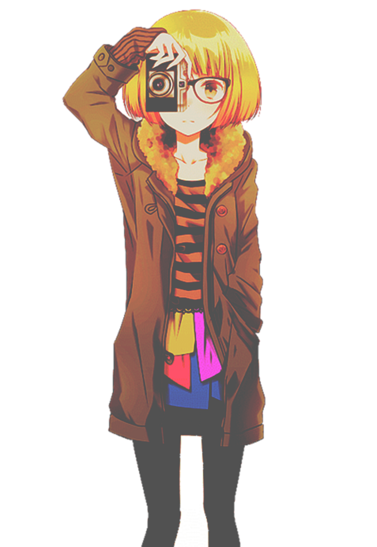 Anime Girl Render By Feary Bad Day D5sdcia Harumiii Chan