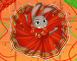 Judy's Red Dancing Dress #2 - TrashasaurusRex