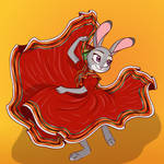 Folklorico Dancer Judy - Nivarra