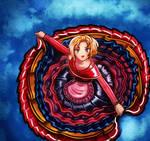 Beauty Twirl - Sashimi-Chan