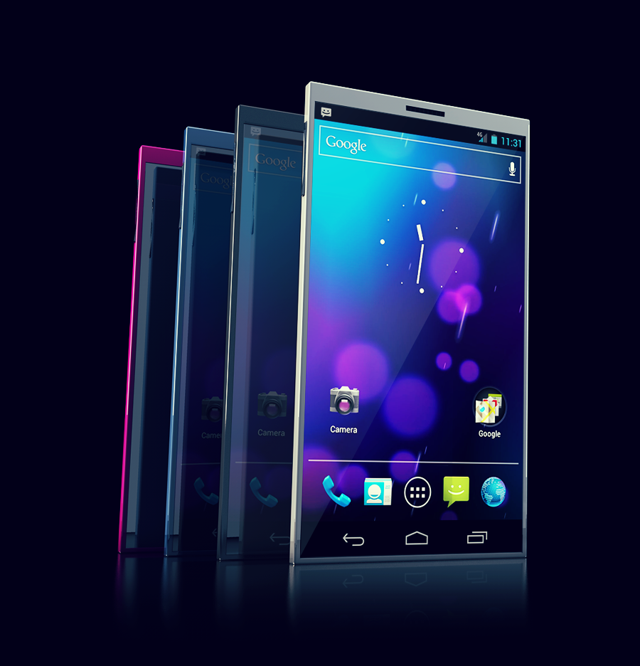 Android Phone Mockup by Emnez