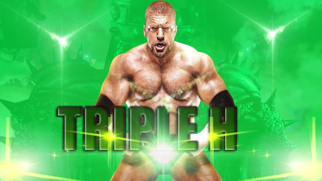 Triple H Wallpaper By Aries Editions by AriesEditions ...