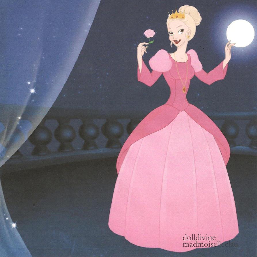 Disneyfied princess rose by j cat on deviantart for Rosier princesse d orient