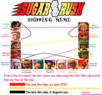 Sugar Rush Shipping