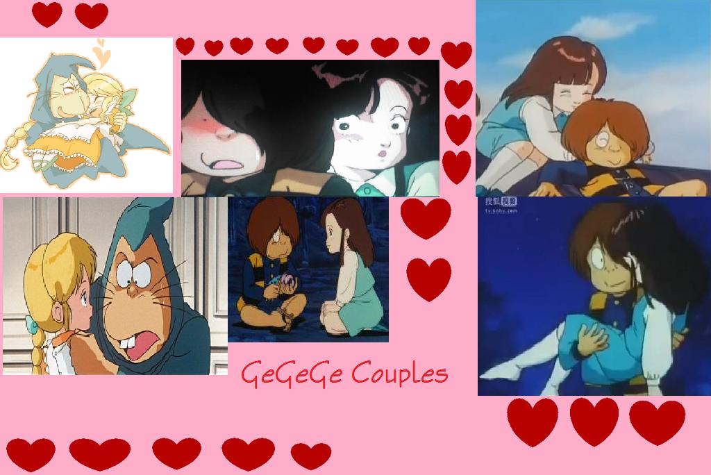 GeGeGe Couples by J-Cat