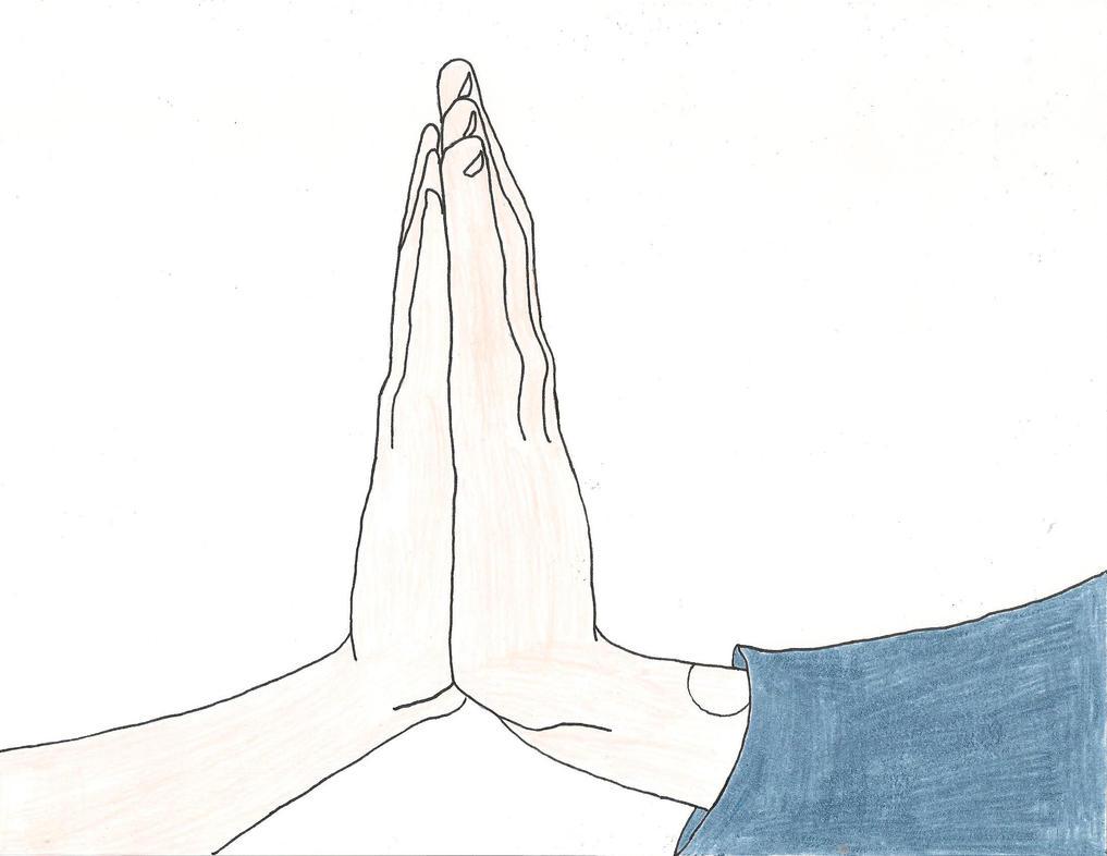 Nezuline: Hands by J-Cat