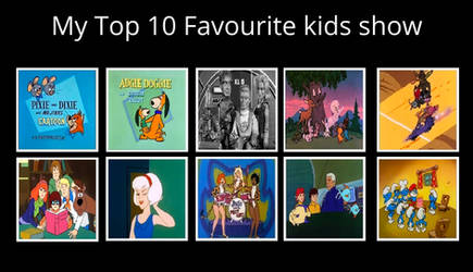 My Favourite Kids Shows
