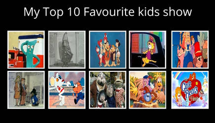 My Favourite Kids Shows II