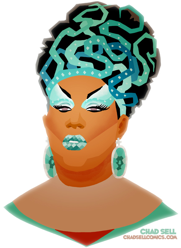 Latrice Royale by shadcell