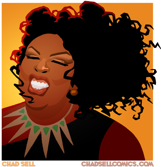 Latrice Royale - Lip Sync by shadcell