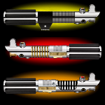 My Lightsaber Gallery Icon by Theo-Kyp-Serenno