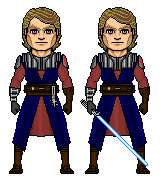 Clone Wars - Anakin Skywalker by Theo-Kyp-Serenno