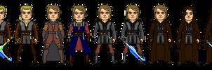 Years of Anakin Skywalker