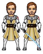 Clone Wars Obi-Wan Kenobi by Theo-Kyp-Serenno